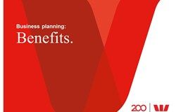 Business Planning - Benefits.