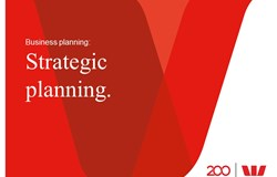Business planning - Strategic planning.
