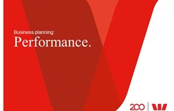 Business planning - Performance.