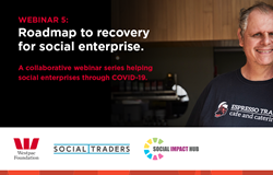 Roadmap to recovery for social enterprise